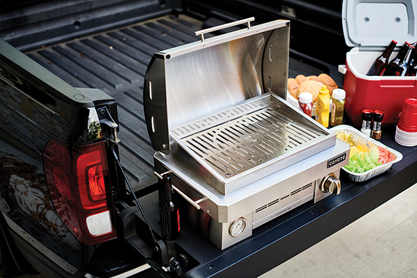 Coyote Outdoor Living's Portable Gas Grill
