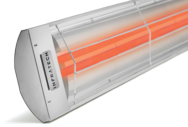 C & CD Series Electric Radiant Heaters
