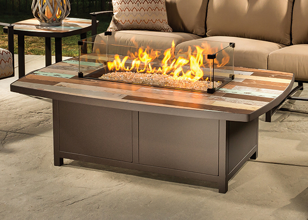 Marina Firepit Series by OW Lee