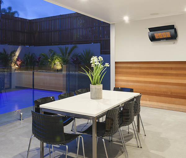 Dimplex Natural Gas Outdoor Heater