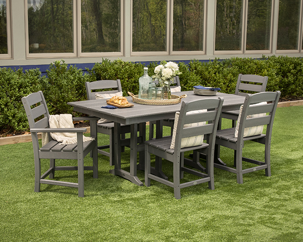 POLYWOOD Lakeside Dining Collection