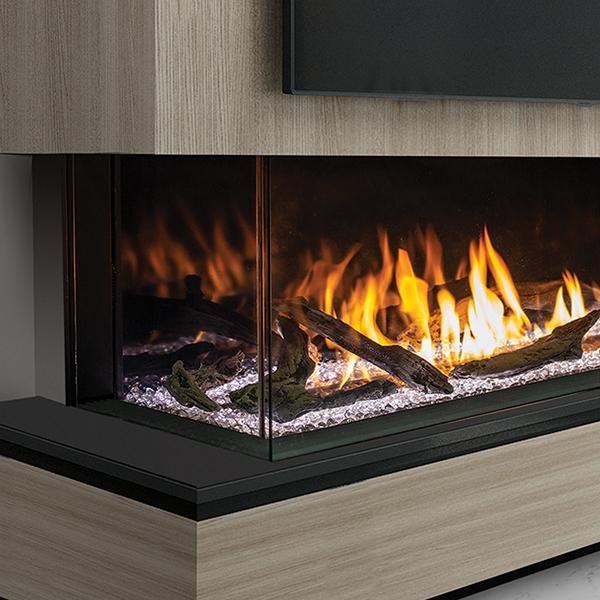 U70 Gas Fireplace